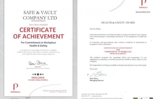 atm safe award